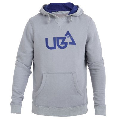 Men's Grey Steve Hoody