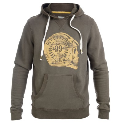 Men's Grey Jagger Hoody