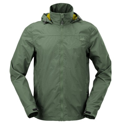 Mens Green OB Technical Jacket