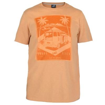 Men's Cortes T-Shirt - Orange
