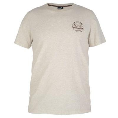 Men's Cook T-Shirt - Light Brown