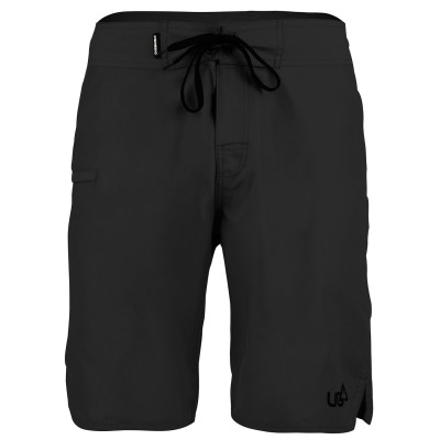 Men's Jaws Board Shorts - Black