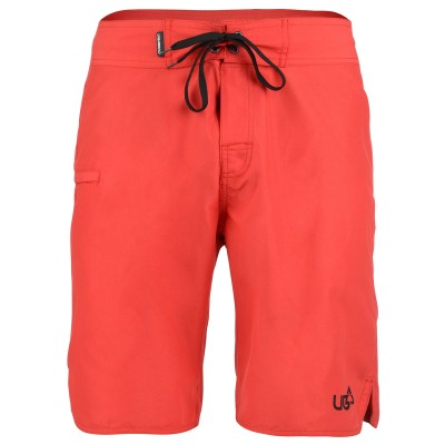Men's Jaws Board Shorts - Red