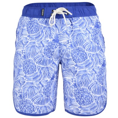 Men's Mansands Board Shorts - Blue