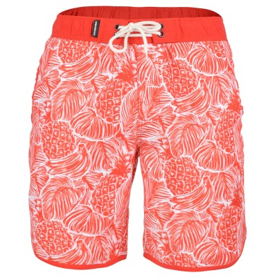 Men's Mansands Board Shorts - Red