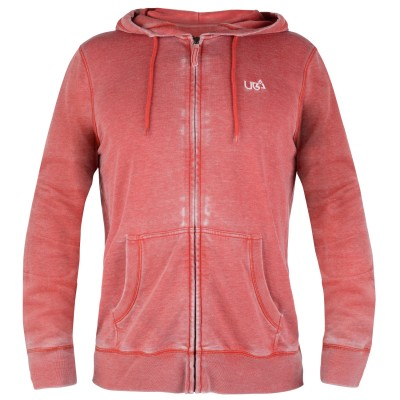 Men's El Nido Hoody - Red