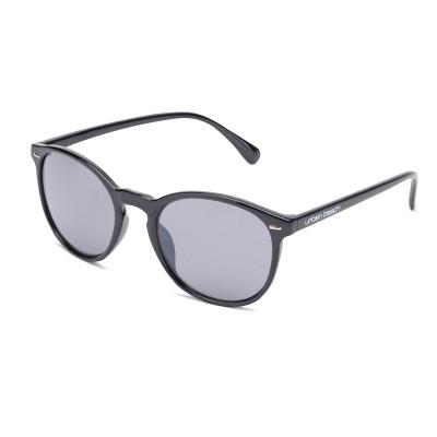 Unisex Lokni Black Sunglasses
