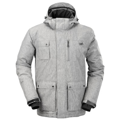 Mens Olen Gargoyle Technical Jacket