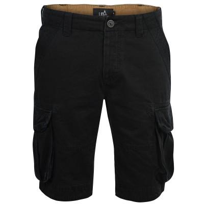 Mens Volcano Shorts - Black