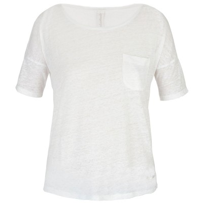 Womens Lawai T-Shirt - Cream