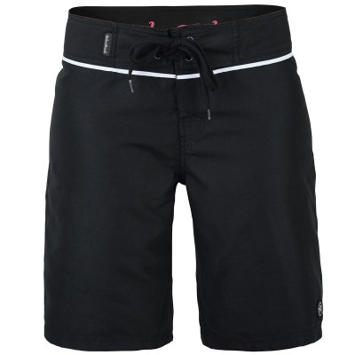 Womens Kapalua Board Shorts - Black