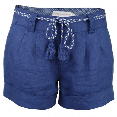 Womens Halaula Shorts - Navy