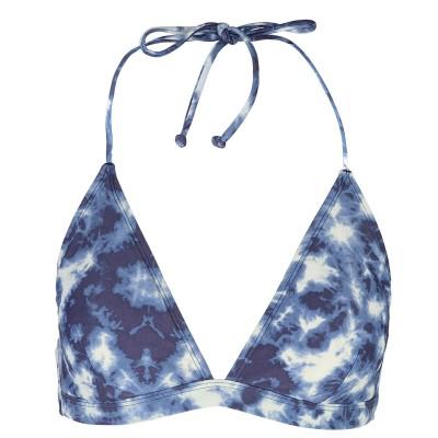 Wainha Tie Dye Navy/White Bikini