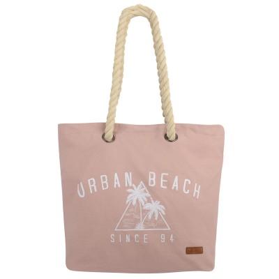 Tamri Beach Bag in Pink