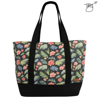 Hanalei Tropical Shoulder Bag
