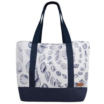 Hanalei White Shoulder Bag