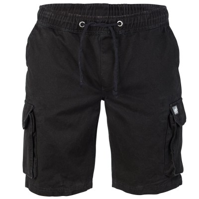 Mens Britian Shorts - Black