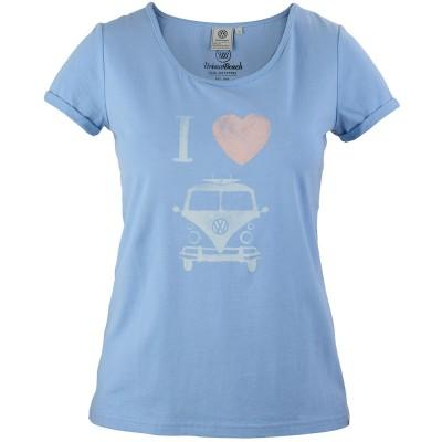 Womens Calla T-Shirt - Blue