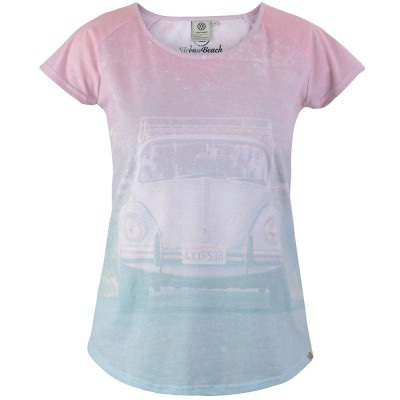 Womens Phlox T-Shirt - Pink