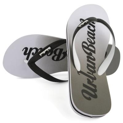 Women's Hammock Park Black Flip Flops
