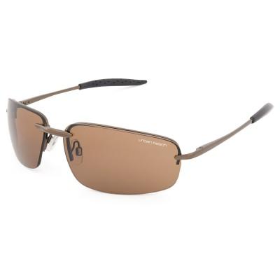 Mens Utah Sunglasses Brown