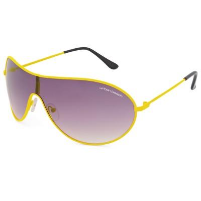 Visor Sunglasses Yellow