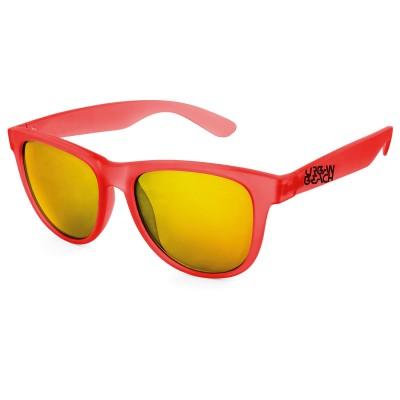 Unisex Red Tron Wayfarer Sunglasses