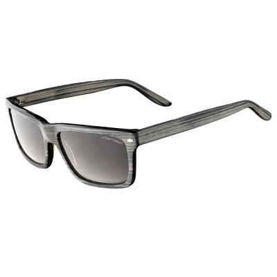 Mens Black Hank Wayfarer Sunglasses