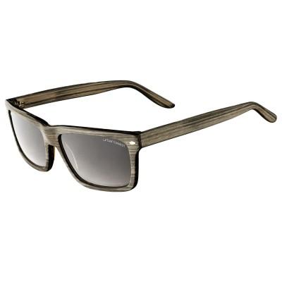 Mens Brown Hank Wayfarer Sunglasses
