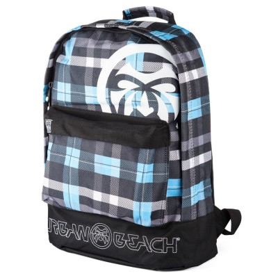 Mens Washington Back Pack Blue