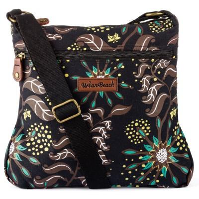 Womens Gaia Pouch Bag Brown