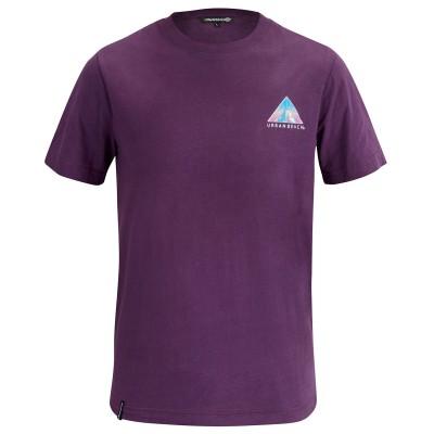Mens Ellingwood Wineberry T-Shirt