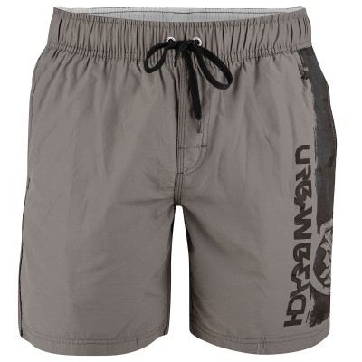 Mens Grey Rodriguez Volley Shorts