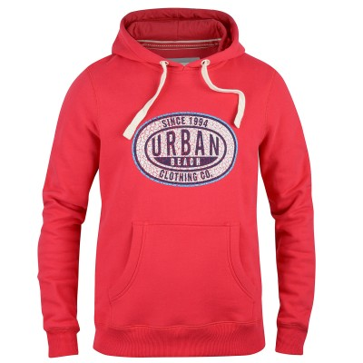 Mens Red Sinclaire Hoodie