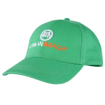 Corporate Green Baseball Cap