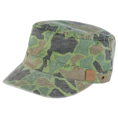 Mens Camo Cuba Castro Hat