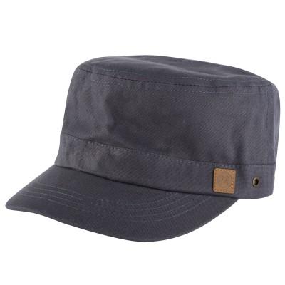 Mens Grey Cuba Castro Hat