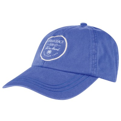 Men's Blue Scout Buckle Back Cap
