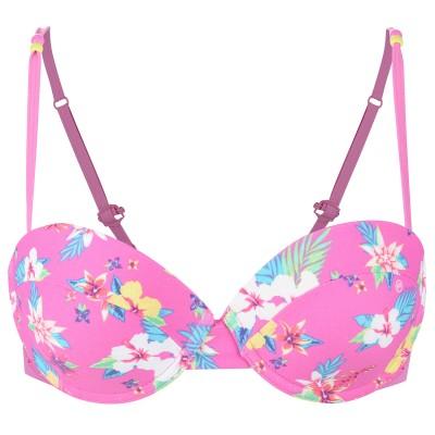 Womens Pink Cadillac Dreams Bikini