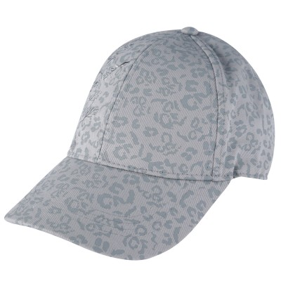 Grey Electric Rockstar Baseball Cap
