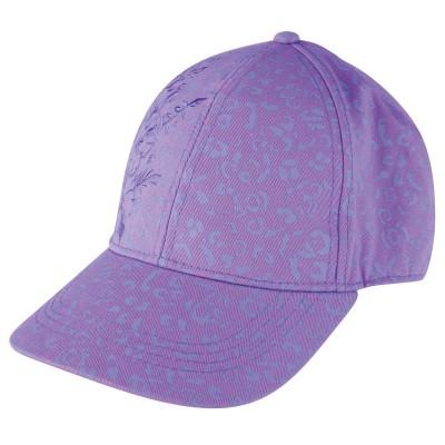 Purple Electric Rockstar Baseball Cap