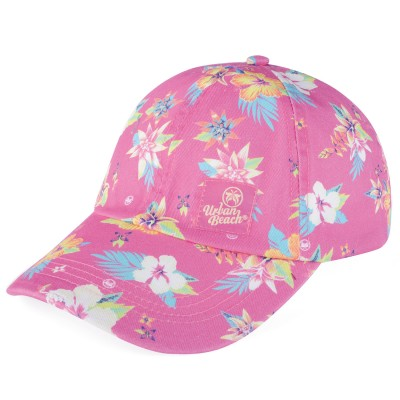 Pink Dream Hotel Snap Back Cap