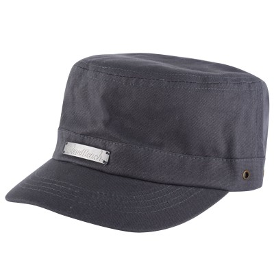 Grey Little Havana Castro Hat