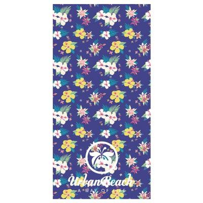 Hibiscus Beach Towel