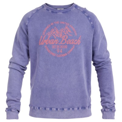 Men's Purple Smith Sweatshirt