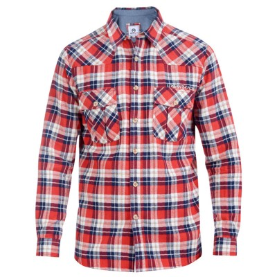 Men's Dear Boy Red Shirt