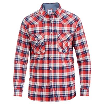 Men's Dear Boy Red Shirt