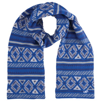 Men's Wrapper Patterned Scarf