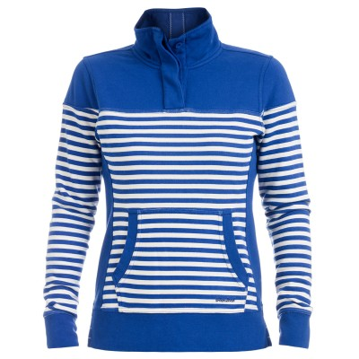 Women's Mabel Blue Sweatshirt