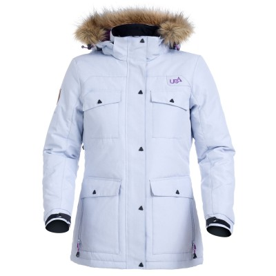 Womens Lilac Ebro Snow Jacket